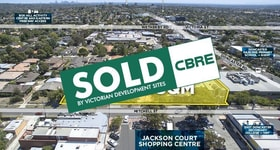 Development / Land commercial property sold at 3-11 Mitchell Street Doncaster East VIC 3109