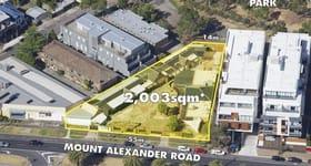 Development / Land commercial property sold at 1048-1060 Mt Alexander Road Essendon VIC 3040