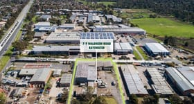 Factory, Warehouse & Industrial commercial property sold at 7-9 Waldheim Road Bayswater VIC 3153