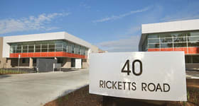 Factory, Warehouse & Industrial commercial property sold at Unit 6/40 Ricketts Road Mount Waverley VIC 3149