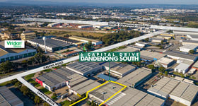 Factory, Warehouse & Industrial commercial property sold at 6 Capital Drive Dandenong South VIC 3175