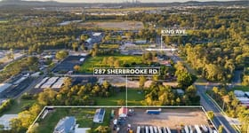 Development / Land commercial property for sale at 287 Sherbrooke Road Willawong QLD 4110