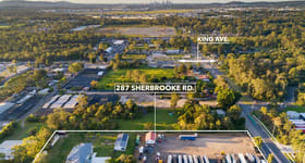 Development / Land commercial property sold at 287 Sherbrooke Road Willawong QLD 4110