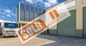 Factory, Warehouse & Industrial commercial property sold at Unit 8/19 Boden Road Seven Hills NSW 2147