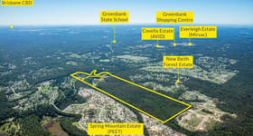 Development / Land commercial property for sale at 130 Tully Road New Beith QLD 4124