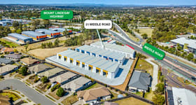 Factory, Warehouse & Industrial commercial property for lease at 108/21 Middle Road Hillcrest QLD 4118