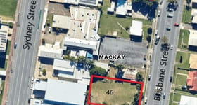 Development / Land commercial property for sale at 117 Sydney Street, 34a Brisbane Street , 46 Brisbane Street Mackay QLD 4740