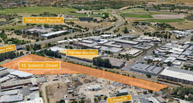Factory, Warehouse & Industrial commercial property for sale at 16 Ipswich Street Fyshwick ACT 2609
