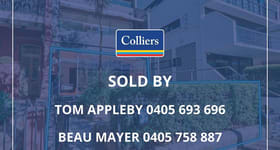 Offices commercial property sold at 9 Ridge Street North Sydney NSW 2060