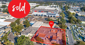 Factory, Warehouse & Industrial commercial property sold at Units 1-4/31-37 Ashford Avenue Milperra NSW 2214