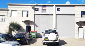 Factory, Warehouse & Industrial commercial property for sale at 21/378 PARRAMATTA ROAD Homebush West NSW 2140