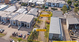 Factory, Warehouse & Industrial commercial property for sale at 95 Basalt & 102 Delta Streets Geebung QLD 4034