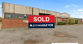 Factory, Warehouse & Industrial commercial property sold at 21a Regina Street Mitchell Park VIC 3355