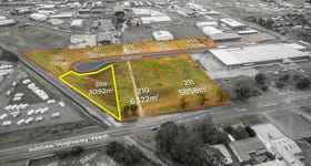 Development / Land commercial property for sale at Lot 209/ FRASER COURT ALLOTMENTS Mount Gambier SA 5290