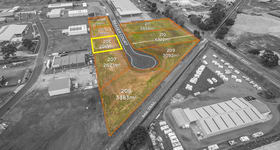 Development / Land commercial property for sale at Lot 206/ FRASER COURT ALLOTMENTS Mount Gambier SA 5290
