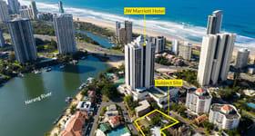 Development / Land commercial property for sale at 8-10 Acacia Avenue & 25-27 Oak Avenue Surfers Paradise QLD 4217