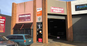 Factory, Warehouse & Industrial commercial property sold at 167 Clayton Road Oakleigh East VIC 3166
