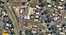 Development / Land commercial property for sale at 6 Isaac Street + 7A Hagan Street North Toowoomba QLD 4350