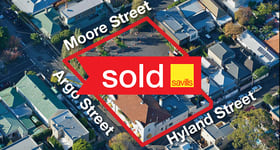 Hotel, Motel, Pub & Leisure commercial property sold at 62-74 Argo Street South Yarra VIC 3141