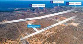 Development / Land commercial property for sale at 1 Mulconray Road Whyalla Barson SA 5601