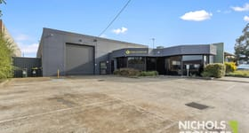 Factory, Warehouse & Industrial commercial property sold at 39 Cleeland Road Oakleigh South VIC 3167