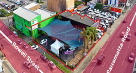 Showrooms / Bulky Goods commercial property for sale at 110 Parramatta Road Granville NSW 2142