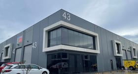 Factory, Warehouse & Industrial commercial property for sale at 43/1470 Ferntree Gully Road Knoxfield VIC 3180