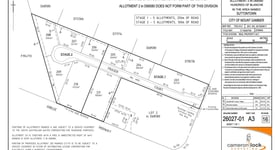 Development / Land commercial property for sale at LOT 207 FRASER COURT Mount Gambier SA 5290