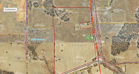 Development / Land commercial property for sale at Lot 31 Great Southern Highway Dumberning WA 6312