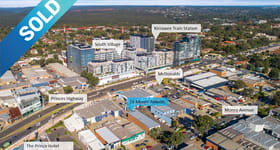 Factory, Warehouse & Industrial commercial property sold at 18 Monro Avenue Kirrawee NSW 2232
