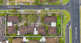 Development / Land commercial property for sale at 237-239 Westall Road Clayton South VIC 3169