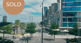 Offices commercial property sold at 105/198 Harbour Esplanade Docklands VIC 3008