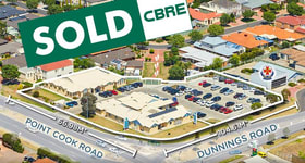 Medical / Consulting commercial property sold at 1-11 Dunnings Road Point Cook VIC 3030