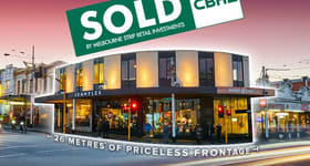Shop & Retail commercial property sold at 83-87 Smith Street Fitzroy VIC 3065