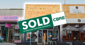 Shop & Retail commercial property sold at 506 Centre Road Bentleigh VIC 3204