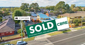 Medical / Consulting commercial property sold at 26-28 Chesterville Road Cheltenham VIC 3192