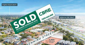 Development / Land commercial property sold at 6-8 Hemming Brighton East VIC 3187