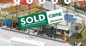 Shop & Retail commercial property sold at 1097-1105 Mount Alexander Road Essendon VIC 3040