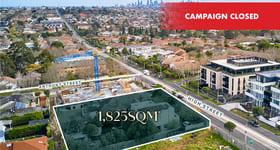 Development / Land commercial property for sale at 1538-1540 High Street Glen Iris VIC 3146
