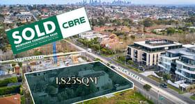 Development / Land commercial property sold at 1538-1540 High Street Glen Iris VIC 3146