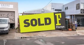 Factory, Warehouse & Industrial commercial property sold at 7 Kirkdale Street Brunswick East VIC 3057