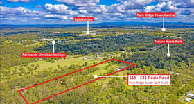 Rural / Farming commercial property for sale at .115 Rosia Rd Park Ridge South QLD 4125