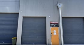 Showrooms / Bulky Goods commercial property for sale at 13/9 Rocklea Drive Port Melbourne VIC 3207