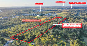 Rural / Farming commercial property for sale at .51 Rosia Road Park Ridge South QLD 4125