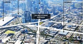 Factory, Warehouse & Industrial commercial property for sale at Site/335-345 City Road South Melbourne VIC 3205