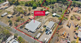 Factory, Warehouse & Industrial commercial property for sale at WHOLE OF PROPERTY/118 Middle Road Gracemere QLD 4702
