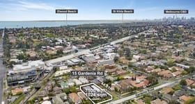 Development / Land commercial property for sale at 1-11/15 Gardenia Road Gardenvale VIC 3185