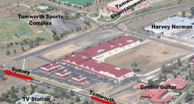 Shop & Retail commercial property for lease at Corner New England Highway & Greg Norman Drive Tamworth NSW 2340