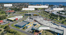 Shop & Retail commercial property for lease at 1&5/7 Cessnock Way Rockingham WA 6168