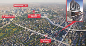 Offices commercial property sold at 12-14 Claremont Street South Yarra VIC 3141
